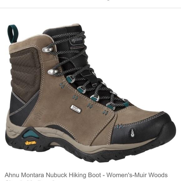 4739181f712969 NWB Ahnu Montara Boot Muir Woods Classic RARE